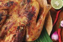 Indonesia ayam Taliwang