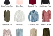 Frilly Fashion: Capsule Wardrobes