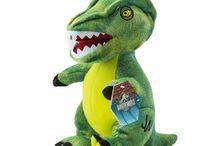 Muñecos Dinosaurios