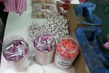 Welcome to the sweet shop.... / Our preparation for meetings and exhibitions can take some time...
