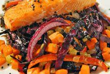 Seafood recipes I ♥ / by Angela Truzinski
