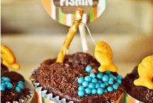 Gone Fishing Themed Party Ideas