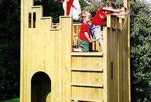 Grandchildren / Play houses