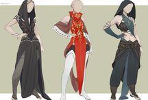 Clothes & costume design