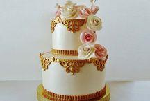 Wedding Cake / Kutlama pastaları(nişan -düğün)