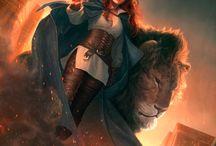 Female RPG characters