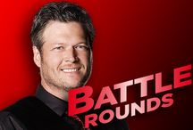 #TeamBlake after Battle Rounds / by The Voice