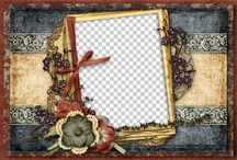 frames, borders, backgrounds, labels and tags