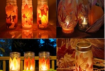Fall Decor / by Kerri Fischer