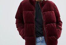 Padded jackets( plumones )