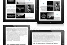 Digital publishing inspiratie / DP