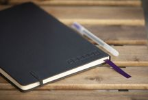 monday. entrepreneur's notebook. / A perfect tool to help your business ideas become a reality.