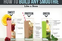 Recipes - Smoothies or Breakfast Ideas