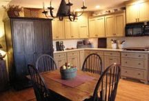 Kitchens / by Willow B Primitives