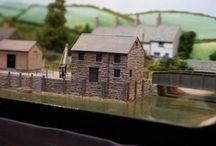 Interesting model railways layouts