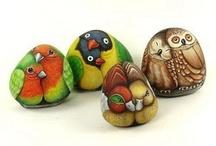 Stones, rocks,minerals, / by Dana Bradley