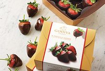 Our Most Delicious Treats  / Reward yourself or delight your nearest and dearest with GODIVA