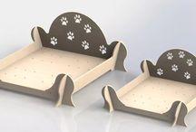 Cama para cachorro