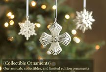 Collectible Ornaments / Collectible ornaments are rich in history, tradition and fine detail, making them some of our most popular items for the Christmas season. These are not just ornaments but miniature works of art, many that are made in the USA.
