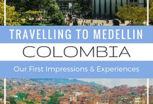 Columbia / Follow this board for Columbia travel tips, photos, inspirations, places to see, things to do, what to eat, where to stay, travel guides, and more.