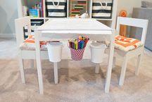 Kids play area ideas / by Lauren Hernandez