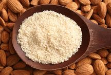 Nut flours (Gluten free)