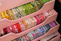 Sewing & Craft Room Ideas / Ideas for Sewing & Craft Rooms / by Alisha Schultze (Crafty Brooklyn Army Wife)