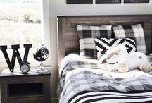 Harry's bedroom reno