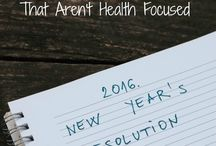 New Years / Everything resolution, new years recipe, new years party and more!