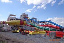 Sunset Resort Water Park - Construction Updates - 25.04.2016