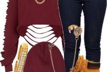 TIMBERLAND outfits!!