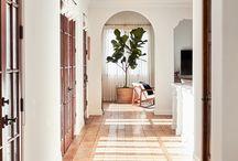 passage, korridor