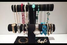 Prezentowanie biżuterii