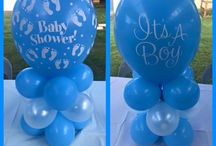 Balloons for any occasion / Don't just have a party have a Celebration with balloons from celebrations in Richmond #partyshop #balloonart #heliumballoons
