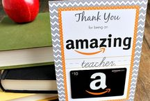 Teacher Gifts / by Amy Poppe