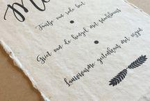 Katoen papier - Cotton paper