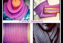 Mis tutoriales / tejer en telar/ Loom Knitting / Tutoriales de puntos en telar