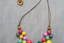 Wooden beads ☆○♥