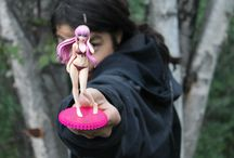Megurine Luka Figure Pictures / I hope you'll like my new little group for just Megurine Luka pictures of my figures i get from Hype Tokyo and other hobby stores, I really like her a lot and i mean a lot. but I hope you like it as i liked making it :) Cheers