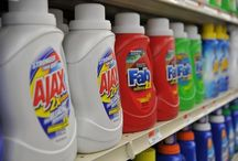 cleaners, detergents