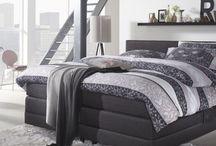Slaapkamer / Interieurinspiratie voor je slaapkamer