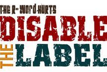 Disable the Label / by Lyn Pollard