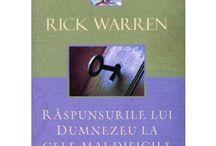 Carti Rick Warren