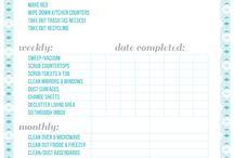 Domestic Worker Schedule
