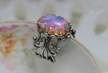 Красивые кольца и серьги / Красивые и восхитительные вещи
