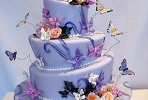 Cakes / by Becky Chelette McCoy