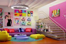 хочу такую комнату