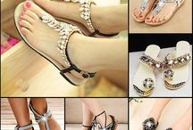Foot Wear / Shoes, Sandals, Heels and Flat Slippers