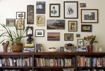 House-Book Wall