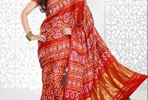 Bandhani Sarees / Traditional Handicraft Bandhani sarees, Bandhani Dupattas, Bandhani Dress material, kurtis, etc